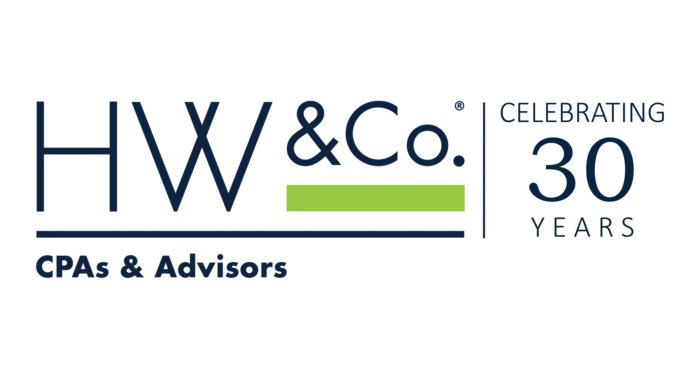 Hw Co 30 Anniversary Logo Color
