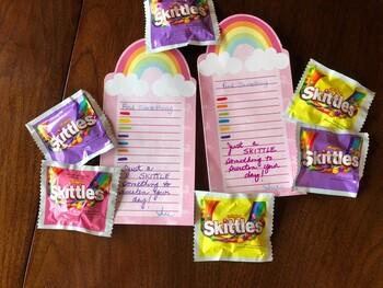 Skittle Search Idea