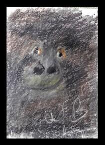 Wendell Buckley - Harvey the Ape