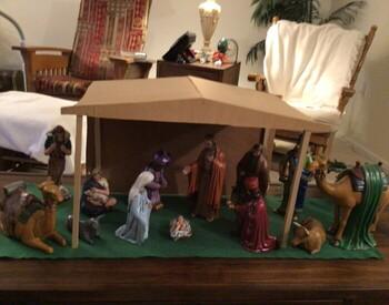 John Fay - Nativity Scene