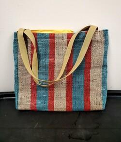 Corinne Blanton - Woven Tote Bag